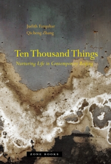 Ten Thousand Things : Nurturing Life in Contemporary Beijing, Hardback Book