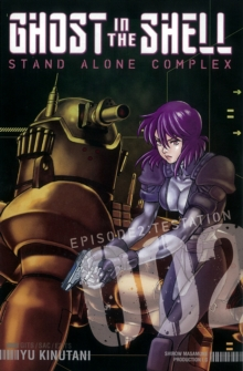 Ghost In The Shell: Stand Alone Complex 2, Paperback / softback Book