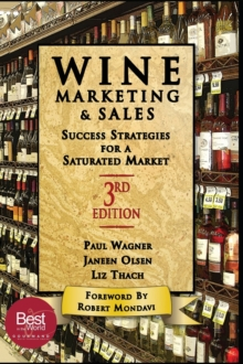 Wine Marketing and Sales, Hardback Book
