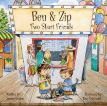 Ben & Zip : Two Short Friends, Hardback Book