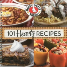 101 Hearty Recipes, Spiral bound Book