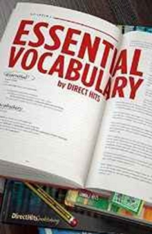 Direct Hits Essential Vocabulary, Paperback / softback Book