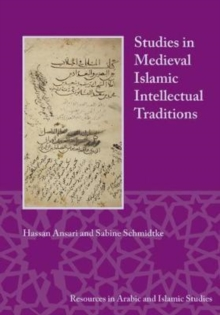 Studies in Medieval Islamic Intellectual Traditions, Paperback / softback Book