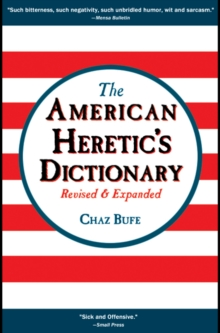 American Heretic's Dictionary, Paperback Book