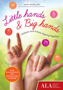 Little Hands & Big Hands, Paperback / softback Book