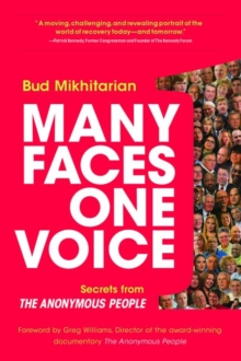 Many Faces, One Voice : Secrets from the Anonymous People, Paperback / softback Book