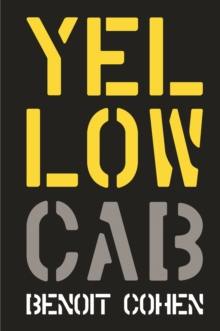 Yellow Cab: A French Filmmaker's American Dream, Hardback Book