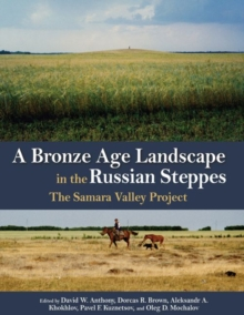 A Bronze Age Landscape in the Russian Steppes : The Samara Valley Project, Hardback Book