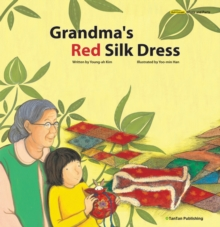 Grandma's Red Silk Dress, Hardback Book