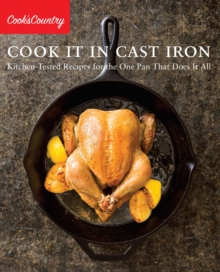 Cook It In Cast Iron, Paperback Book