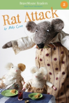 Rat Attack : A Short Vowel Adventure, Paperback Book