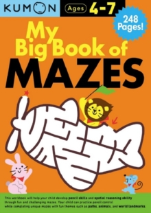 My Big Book of Mazes Bind Up, Paperback / softback Book