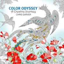 Color Odyssey : A Creative Coloring Journey, Paperback / softback Book