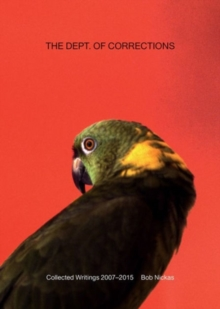 The Dept. of Corrections, Paperback / softback Book