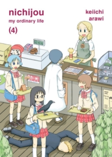 Nichijou Volume 4, Paperback / softback Book
