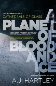 Cathedrals Of Glass : A Planet of Blood and Ice, Hardback Book