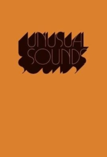 Unusual Sounds : The Hidden History of Library Music, Paperback / softback Book