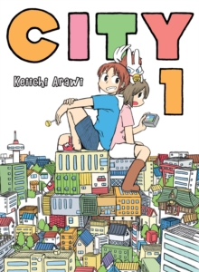 City 1, Paperback / softback Book