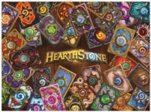 Hearthstone: Card Back Puzzle, Loose-leaf Book