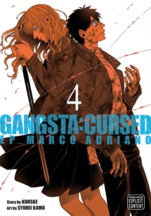 Gangsta: Cursed., Vol. 4, Paperback / softback Book