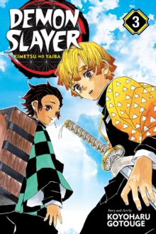 Demon Slayer: Kimetsu no Yaiba, Vol. 3, Paperback / softback Book