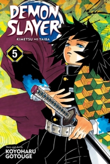 Demon Slayer: Kimetsu no Yaiba, Vol. 5, Paperback / softback Book