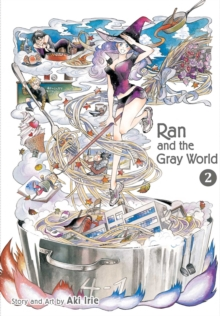 Ran and the Gray World, Vol. 2, Paperback / softback Book