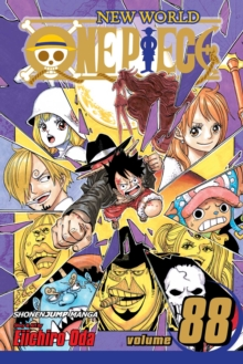 One Piece, Vol. 88 : Lion, Paperback / softback Book