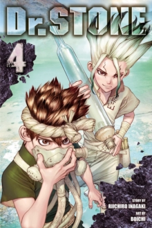 Dr. STONE, Vol. 4, Paperback / softback Book