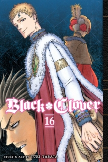 Black Clover, Vol. 16, Paperback / softback Book