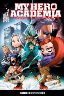 My Hero Academia, Vol. 20, Paperback / softback Book