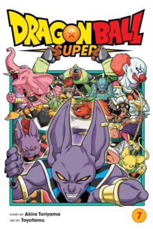 Dragon Ball Super, Vol. 7, Paperback / softback Book