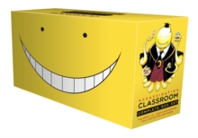 Assassination Classroom Complete Box Set : Includes volumes 1-21 with premium, Paperback / softback Book