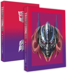 Transformers: A Visual History (Limited Edition), Hardback Book