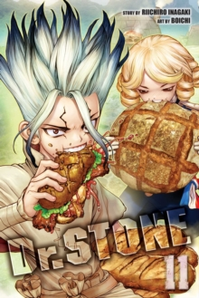 Dr. STONE, Vol. 11, Paperback / softback Book