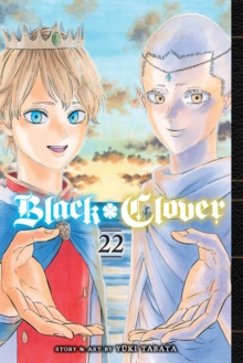 Black Clover, Vol. 22, Paperback / softback Book
