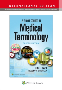 A Short Course in Medical Terminology, Paperback / softback Book