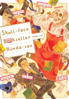 Skull-face Bookseller Honda-san, Vol. 2, Paperback / softback Book