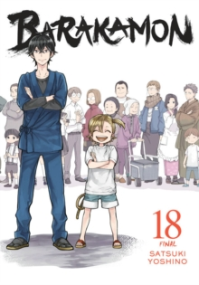 Barakamon, Vol. 18, Paperback / softback Book