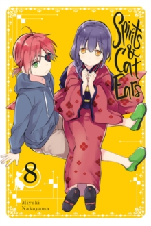 Spirits & Cat Ears, Vol. 8, Paperback / softback Book