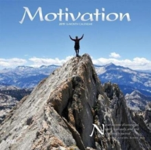 Motivation 2019 Square Wall Calendar, Calendar Book