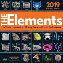 Elements, the 2019 Square Wall Calendar, Calendar Book