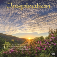 Inspiration 2020 Square Wall Calendar, Calendar Book