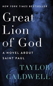 GREAT LION OF GOD, CD-Audio Book