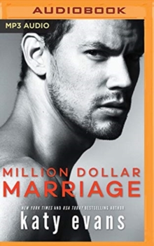 MILLION DOLLAR MARRIAGE, CD-Audio Book