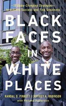BLACK FACES IN WHITE PLACES, CD-Audio Book