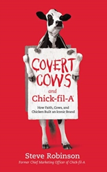 COVERT COWS & CHICKFILA, CD-Audio Book