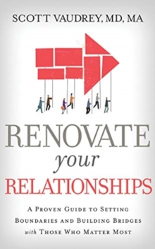 RENOVATE YOUR RELATIONSHIPS, CD-Audio Book
