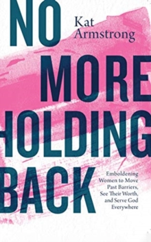 NO MORE HOLDING BACK, CD-Audio Book