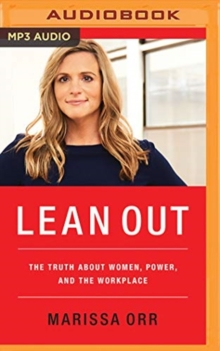 LEAN OUT, CD-Audio Book